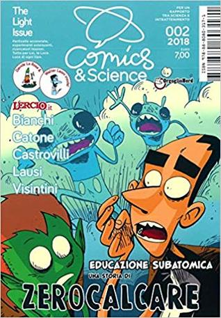 Comics & Science n. 02/2018: The Light Issue