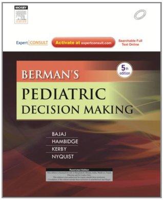 Berman's Pediatric Decision Making 5/e