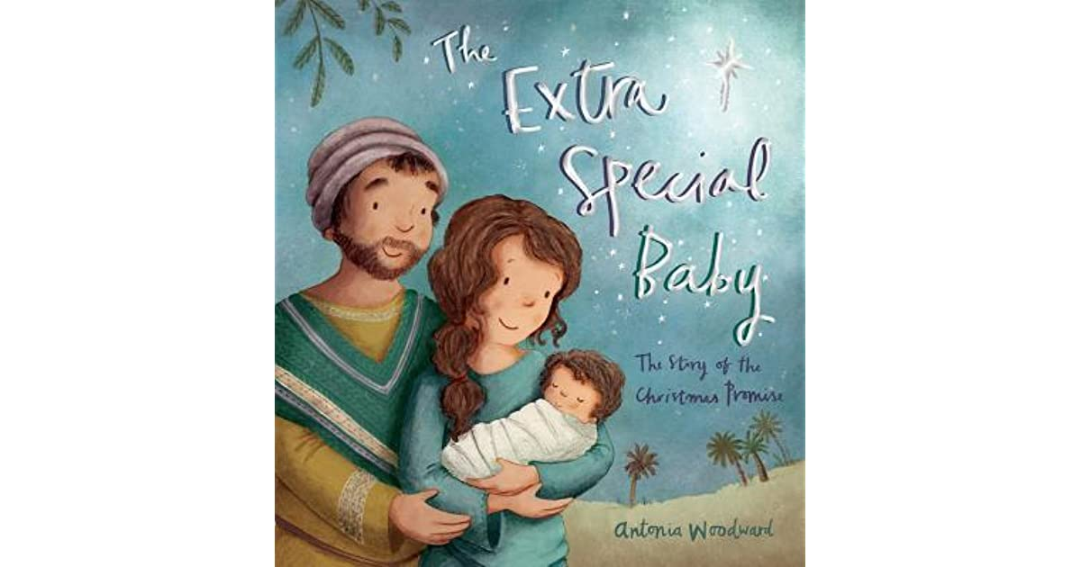The Christmas Promise Book.The Extra Special Baby The Story Of The Christmas Promise