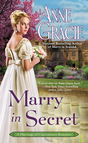 Marry in Secret (Marriage of Convenience, #3)