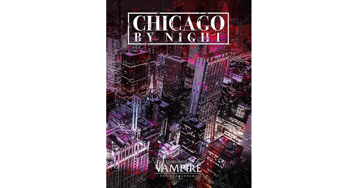 Chicago by Night by Matthew Dawkins
