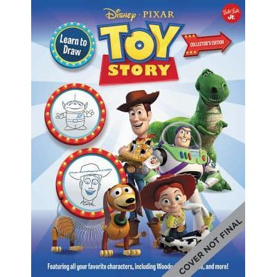 Learn To Draw Disney Pixar Toy Story Collector S Edition