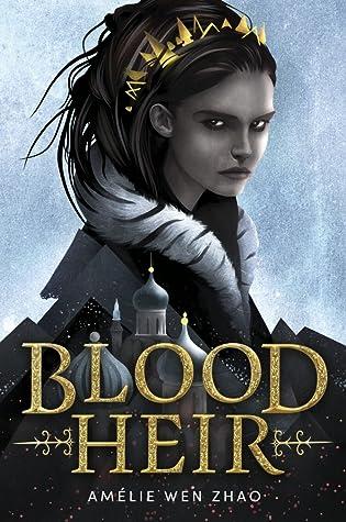 Blood Heir (Blood Heir, #1)