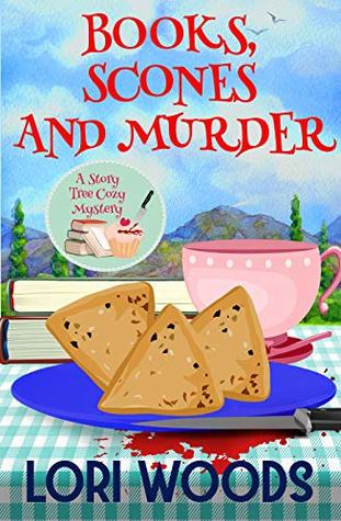 Books, Scones And Murder