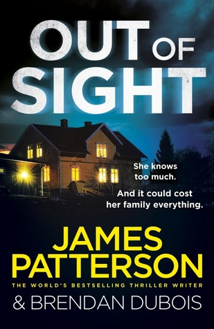 Out of Sight (Amy Cornwall, #1)