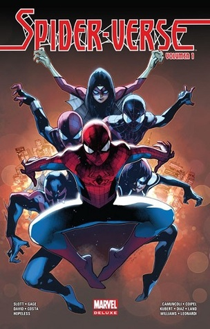 Spider-Verse by Dan Slott