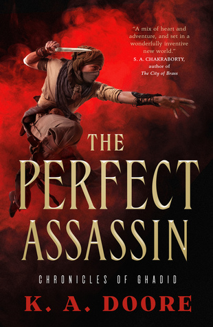 The Perfect Assassin  pdf