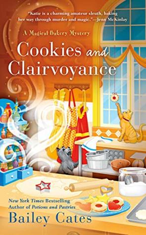Cookies and Clairvoyance (Magical Bakery Mystery #8)
