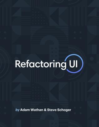 Refactoring UI cover