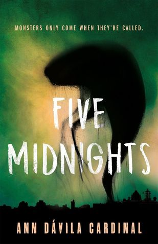 Five Midnights by Ann Dávila Cardinal