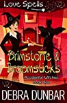 Brimstone and Broomsticks (Accidental Witches, #1)