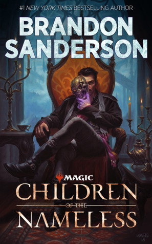 Children of the Nameless by Brandon Sanderson