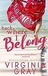Back Where I Belong (Susan Wade Saga #3)