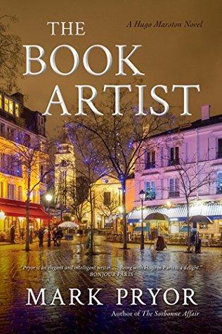 The Book Artist by Mark Pryor