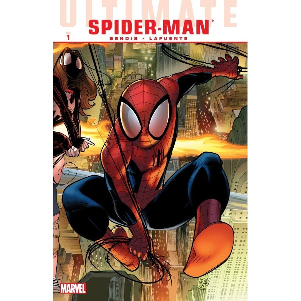 Ultimate Comics Spider-Man, Volume 1: The World According To