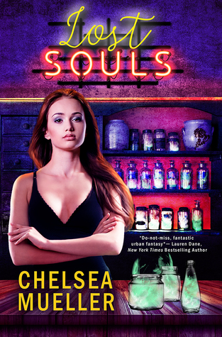 Lost Souls (Soul Charmer #3)
