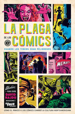 La plaga de los cómics