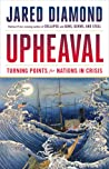 Book cover for Upheaval: Turning Points for Nations in Crisis