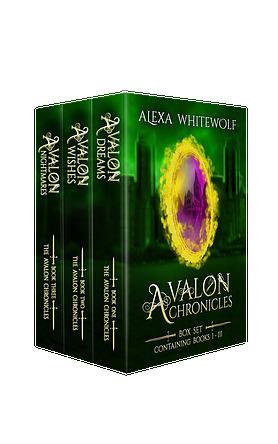 The Avalon Chronicles Boxset