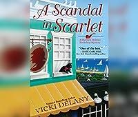 A Scandal in Scarlet (Sherlock Holmes Bookshop Mystery)