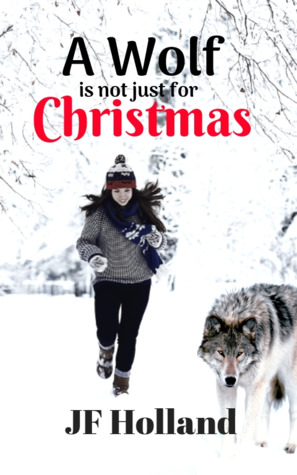 Christmas Wolf.A Wolf Is Not Just For Christmas By J F Holland