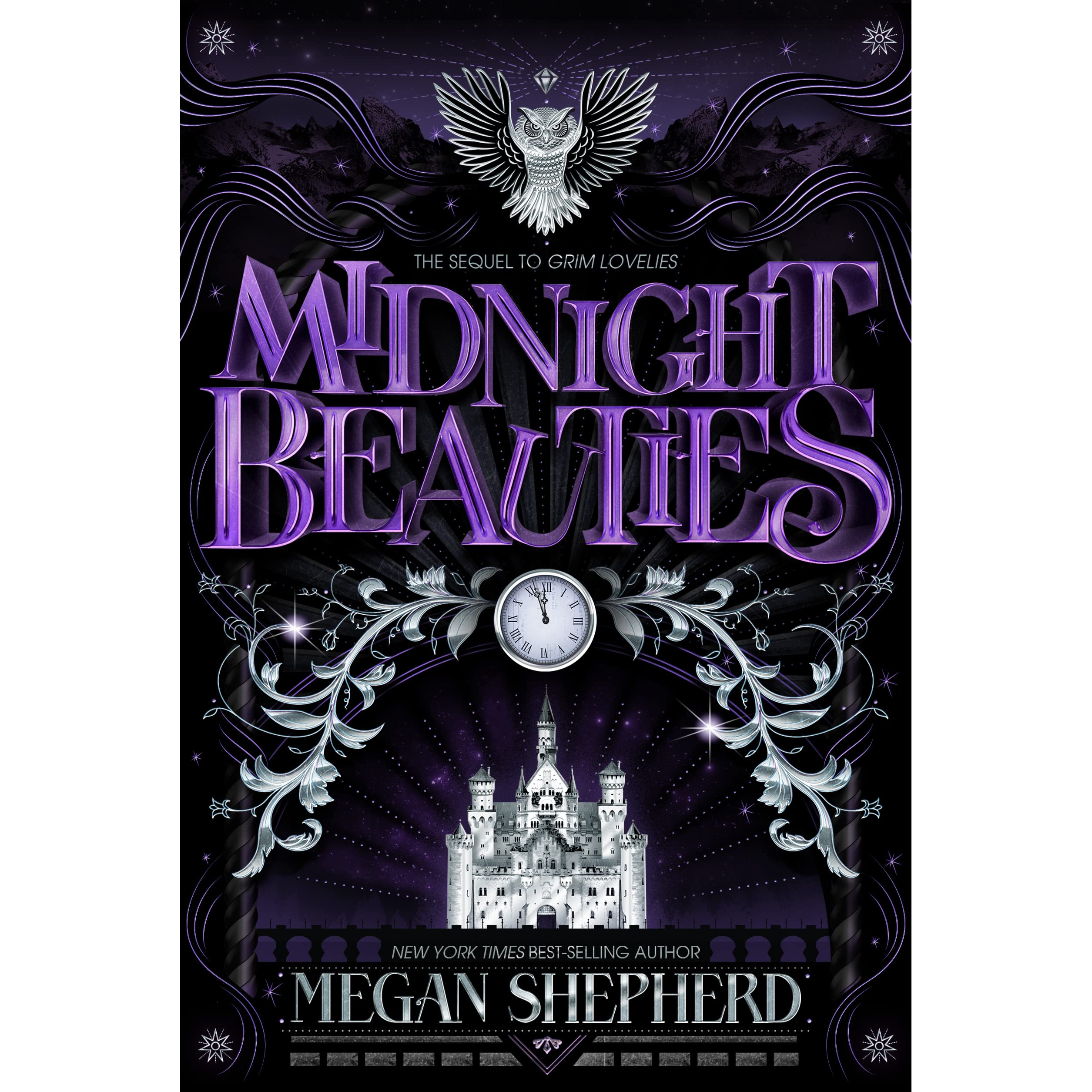 Image result for midnight beauties megan shepherd