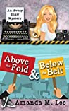 Above the Fold & Below the Belt (An Avery Shaw Mystery, #14)