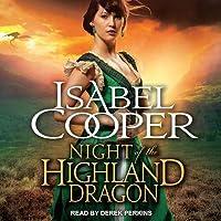 Night of the Highland Dragon (Highland Dragon, #3)