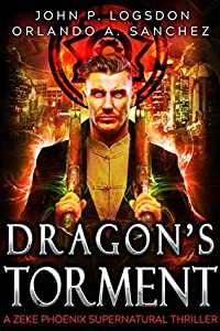 Dragon's Torment (Badlands Paranormal Police Department #1)