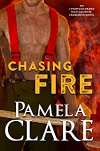 Chasing Fire (Colorado High Country, #7; I-Team, #9)