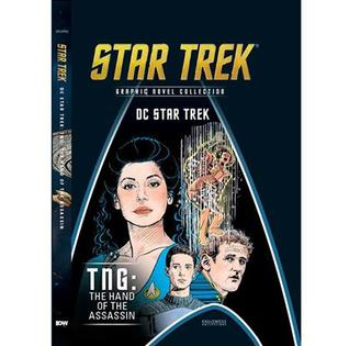 DC Star Trek: TNG: The Hand of the Assassin