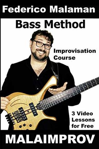 Federico Malaman Bass method: [3 VIDEO LESSONS INCLUDED] A