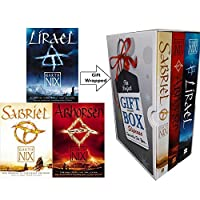 Garth Nix Collection Old Kingdom Trilogy 3 Books Set