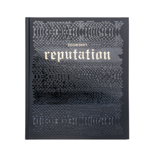 Limited Edition Hardback reputation Book