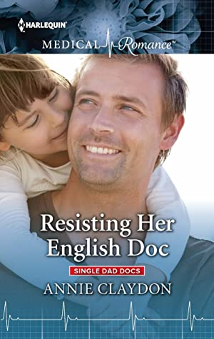 Resisting Her English Doc (Single Dad Docs #2)