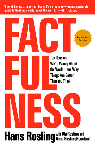 Factfulness: Ten Reasons We're Wrong About the World – and Why