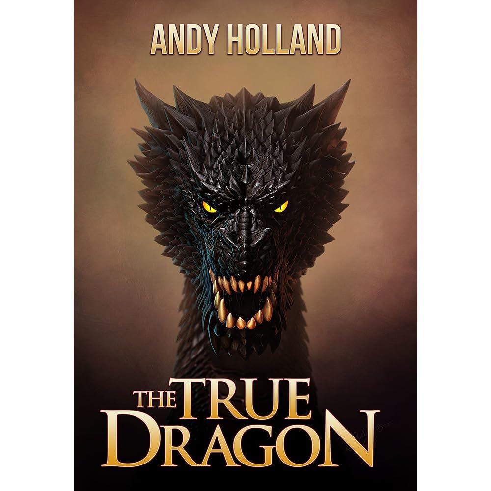 Andy Holland the true dragonandy holland