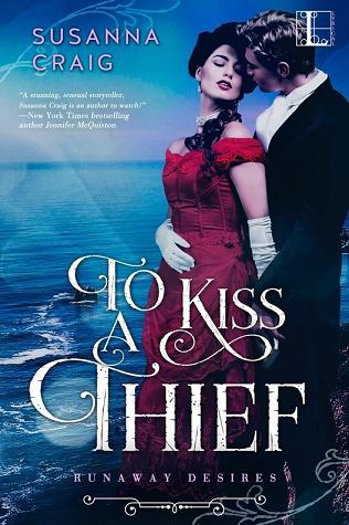 To Kiss a Thief (Runaway Desires #1)