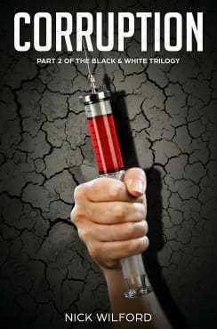Corruption (Black & White, #2)
