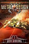 Scorpion's Fury  (Metal Legion, #1)