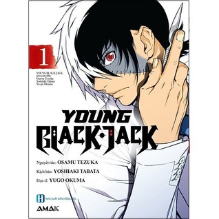 Young Black Jack Tập 1 By Osamu Tezuka