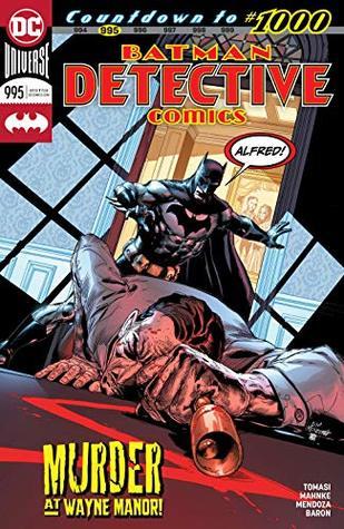 Detective Comics (2016-) #995