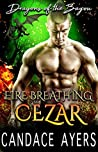 Fire Breathing Cezar (Dragons of the Bayou, #2)