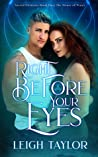 Right Before Your Eyes (Sacred Elements #1)