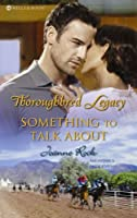 Something to Talk About (Mills & Boon Special Releases)