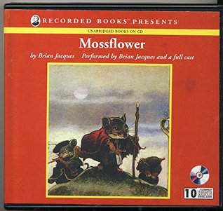 Mossflower by Brian Jacques Unabridged CD Audiobook