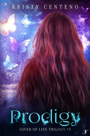 Prodigy (Giver of Life, #3)