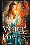 Voice of Power by Melanie Cellier