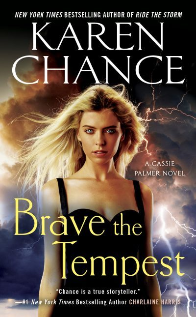 Karen Chance - Cassandra Palmer 9 - Brave the Tempest