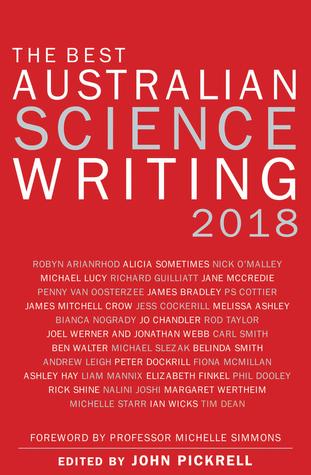 The Best Australian Science Writing 2018